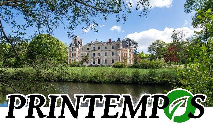 Rencontre PRINTEMPaS (cours intensifs et randonnées), à Baugé (Maine-et-Loire), 17-25 avril 2020