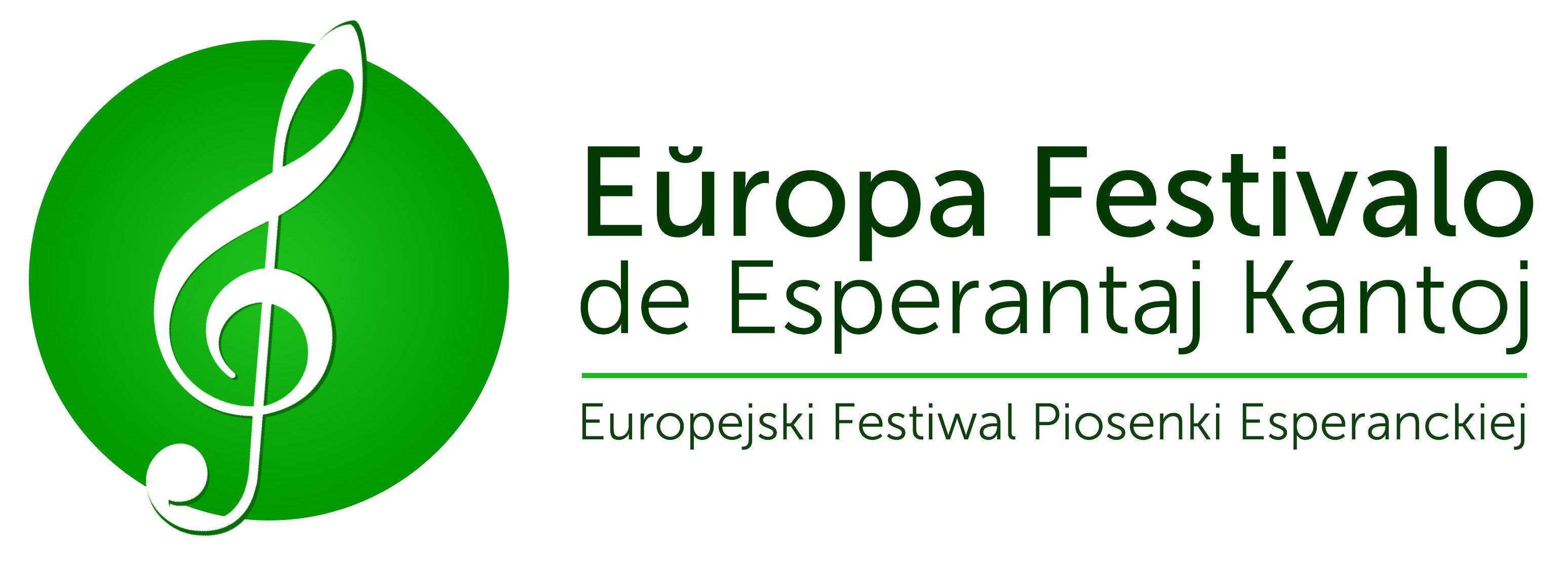 Festival européen de chansons en espéranto, à Wrocław, du 23 au 25 mai 2020