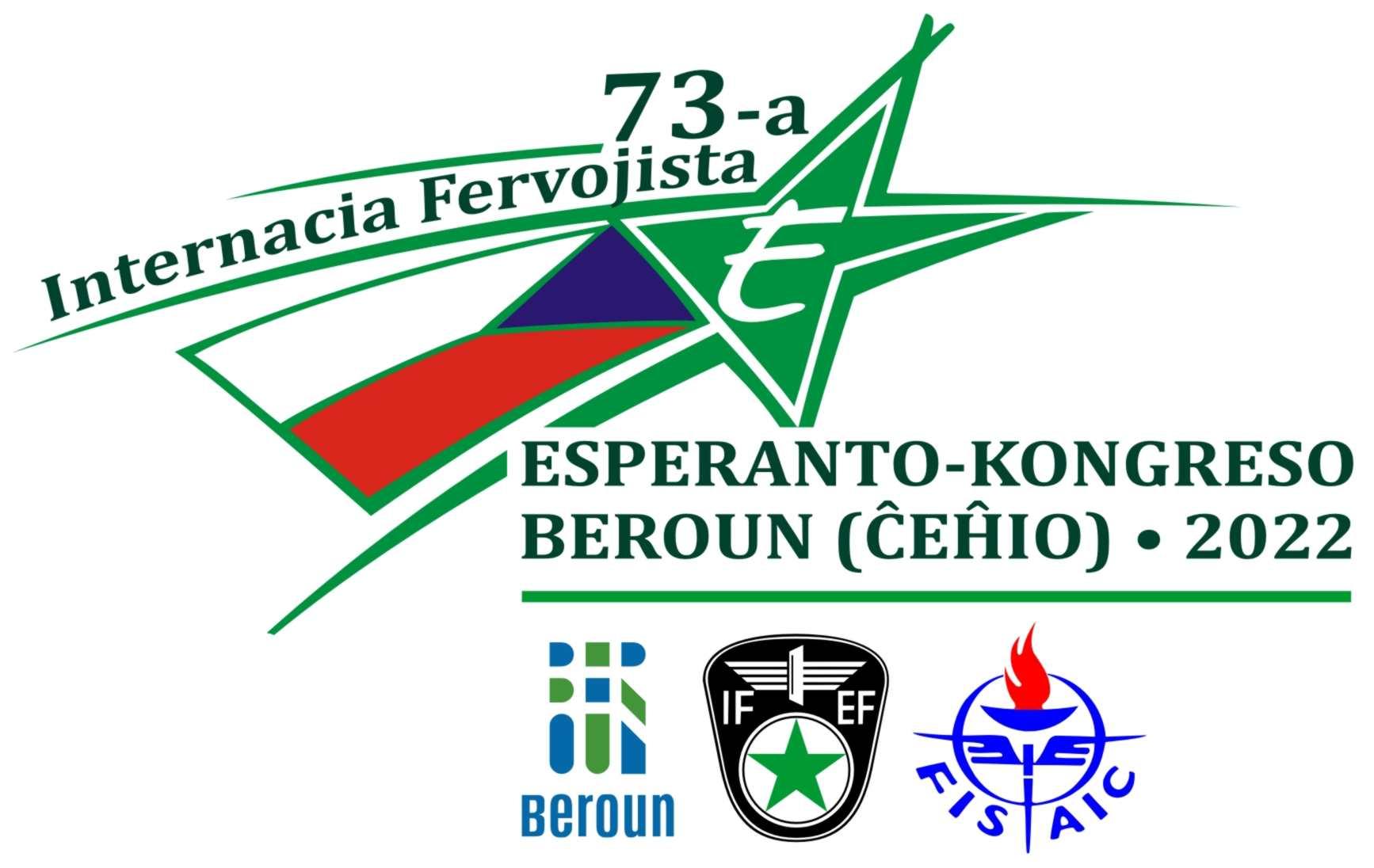 73-a IFEF-kongreso en Beroun (Ĉeĥio), de la 6a ĝis la 11a de majo 2022 (sekvota de postkongreso 12-15ajn de majo 2022)