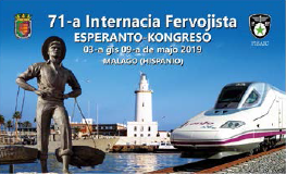 71-a IFEF-kongreso en Malaga, Hispanio, 3-9ajn de majo 2019