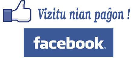 Vizitu nian Facebook-paĝon !