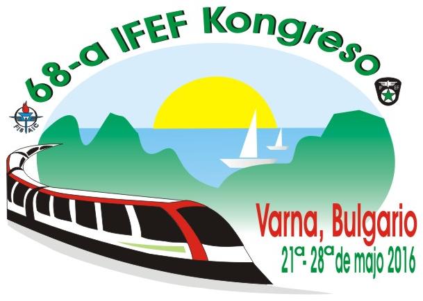 68-a IFEF-kongreso en Varna, Bulgario, 21-28ajn de majo 2016